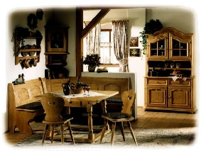 Esszimmer landhausstil massiv  Landhausmöbel-Shop